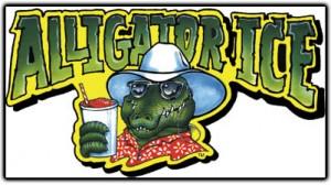 Alligator Ice Logo